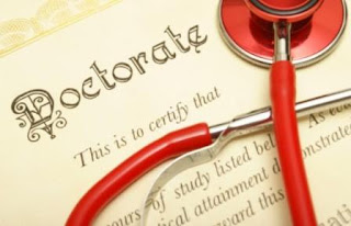 How Long Does It Take To Get A Doctorate Degree