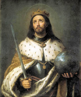 Fernando III el Santo - 1672  - Murillo - Catedral de Sevilla