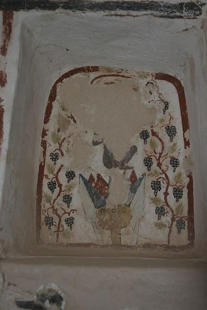 Paintings from the tomb of Sadosiris at Muzawaka (II)