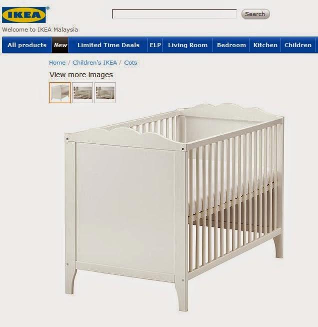 Sebelum Ada Yang Email Aku Tanya Harga Katil Ni Baik Tulis Sini Awal Atau Korang Boleh Bukak Website Ikea Dan Survey Katalog Dorang