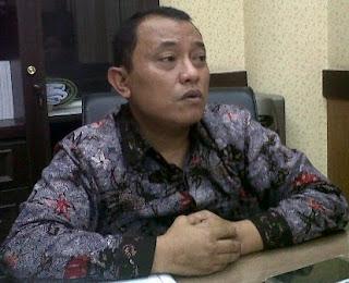 Ketua Badan Pembentukan Peraturan Daerah (Bapperda) DPRD Jatim H.Achmad Heri
