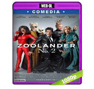 Zoolander 2 (2016) Web-DL 1080p Audio Dual Latino/Ingles 5.1