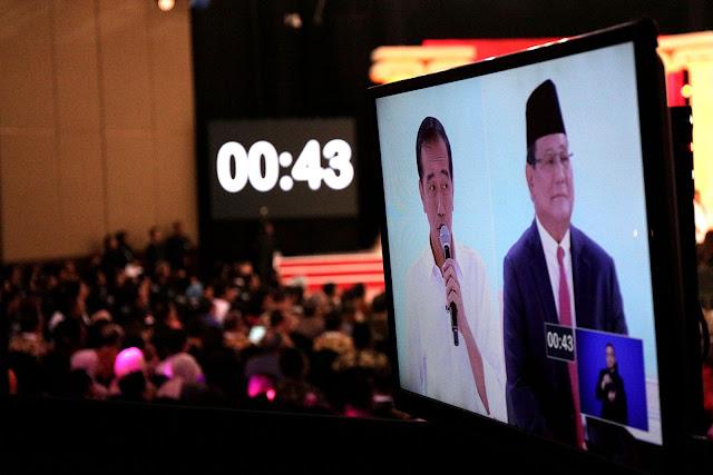 Mengganggu Debat, BPN Akan Laporkan Pendukung Jokowi