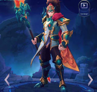 Build Item Terbaik Zilong Mobile Legends