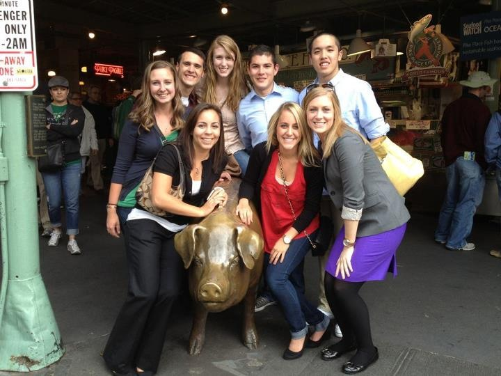 I have a blog  : My life as an EY intern