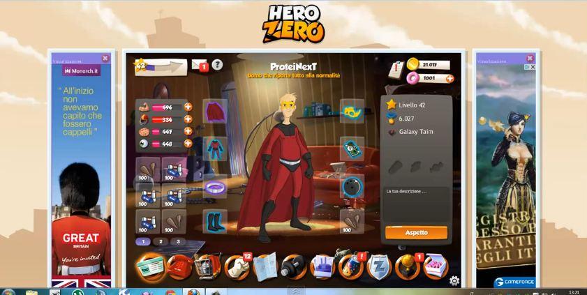 Hero Zero Donuts