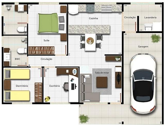 planos de casas que es