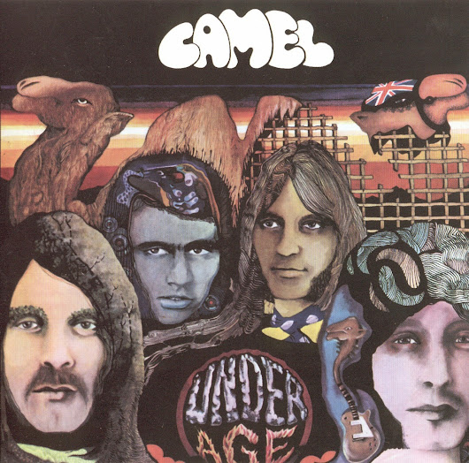 Camel - Psychedelic Space Rock
