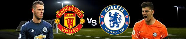 Cuplikan Hasil Pertandingan Manchester United vs Chelsea 25 Februari 2018