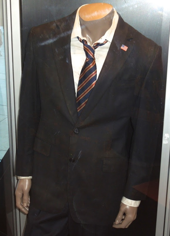 President costume White House Down