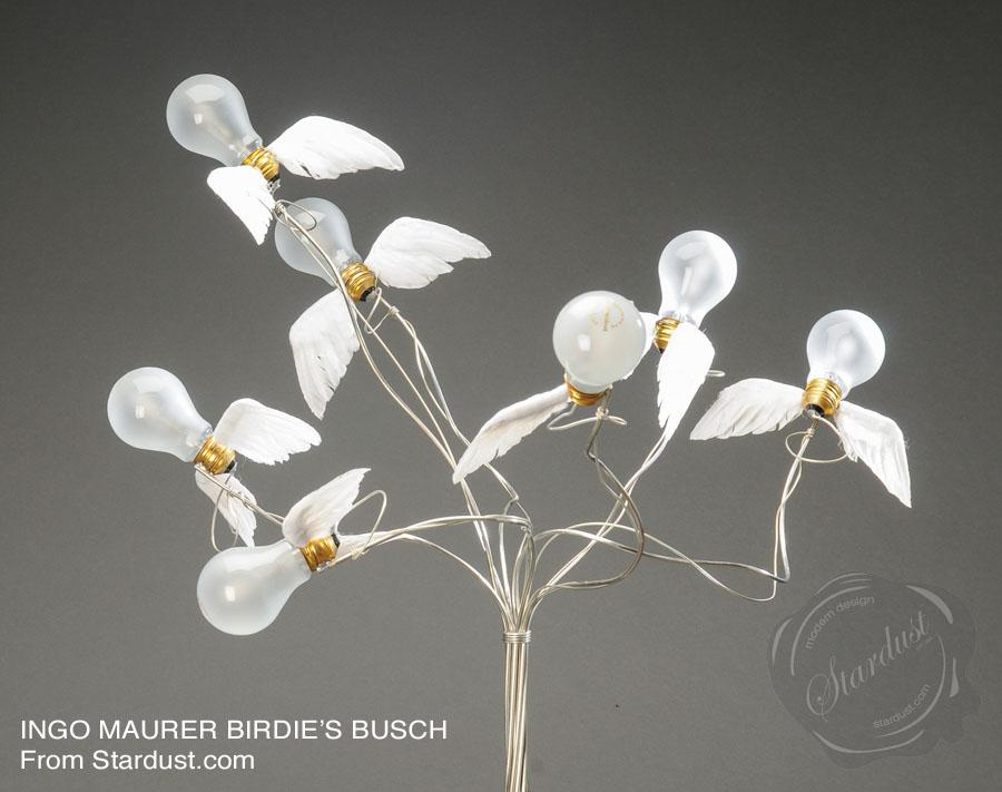ingo maurer birdie 39 s busch table lamp ingo maurer lighting. Black Bedroom Furniture Sets. Home Design Ideas