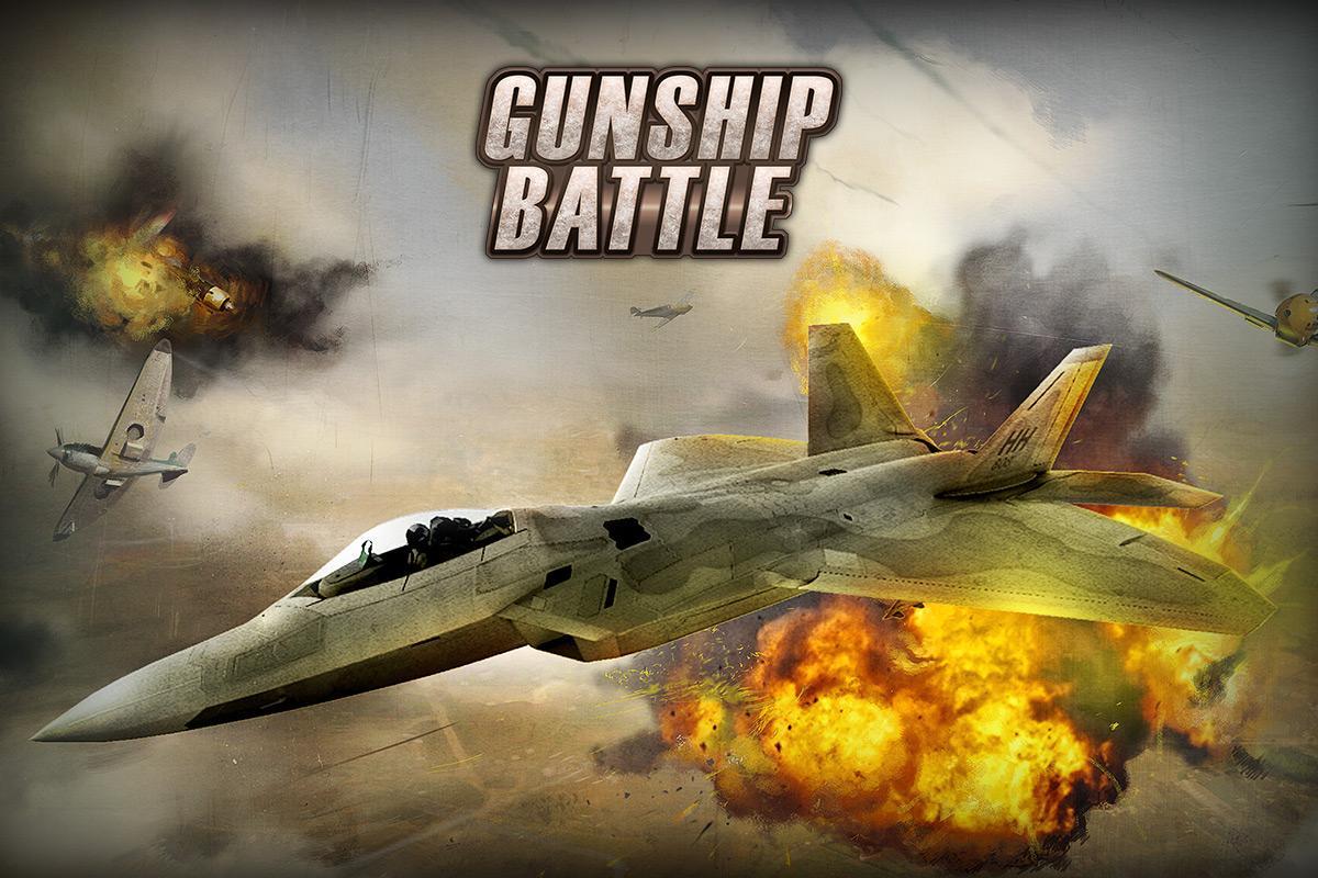 Gunship Battle Helicopter 3D MOD APK terbaru