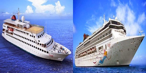 Cruise Ships of Star Cruises