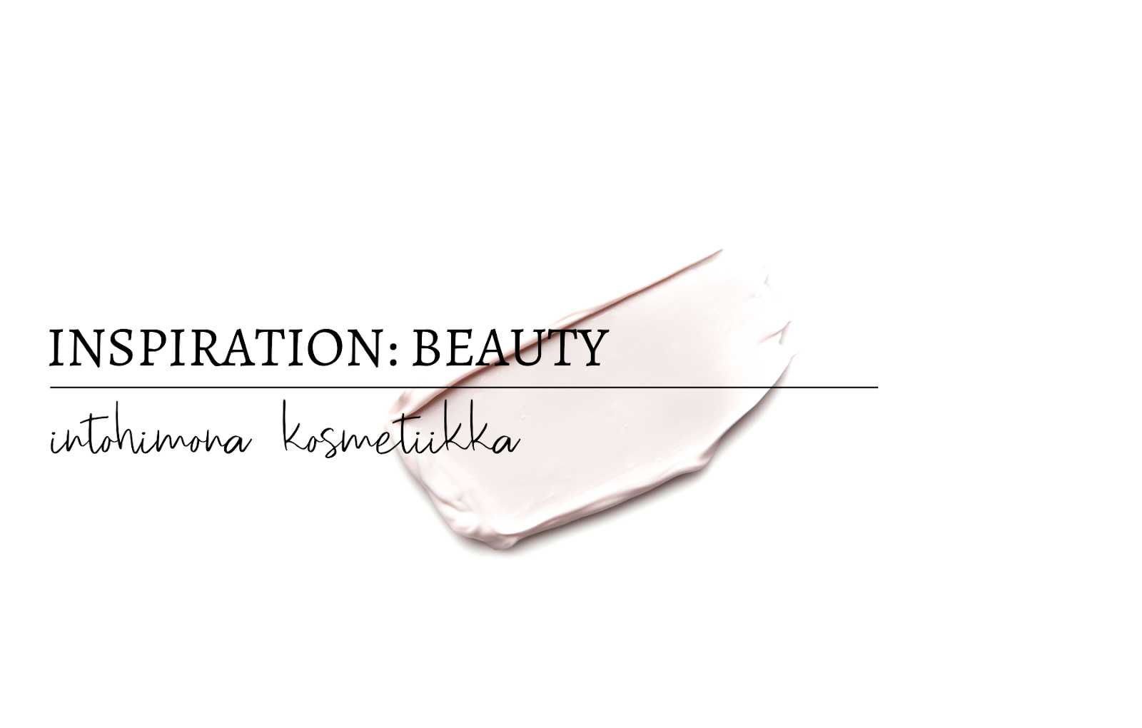 Inspiration: Beauty