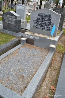 Percy Siedgfield Cementerio Británico Uruguay Fútbol Peñarol visitas guiadas