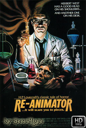 Re Animator [1080p] [Castellano-Ingles] [MEGA]