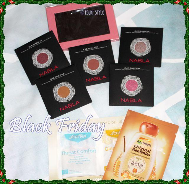 haul nabla cosmetics