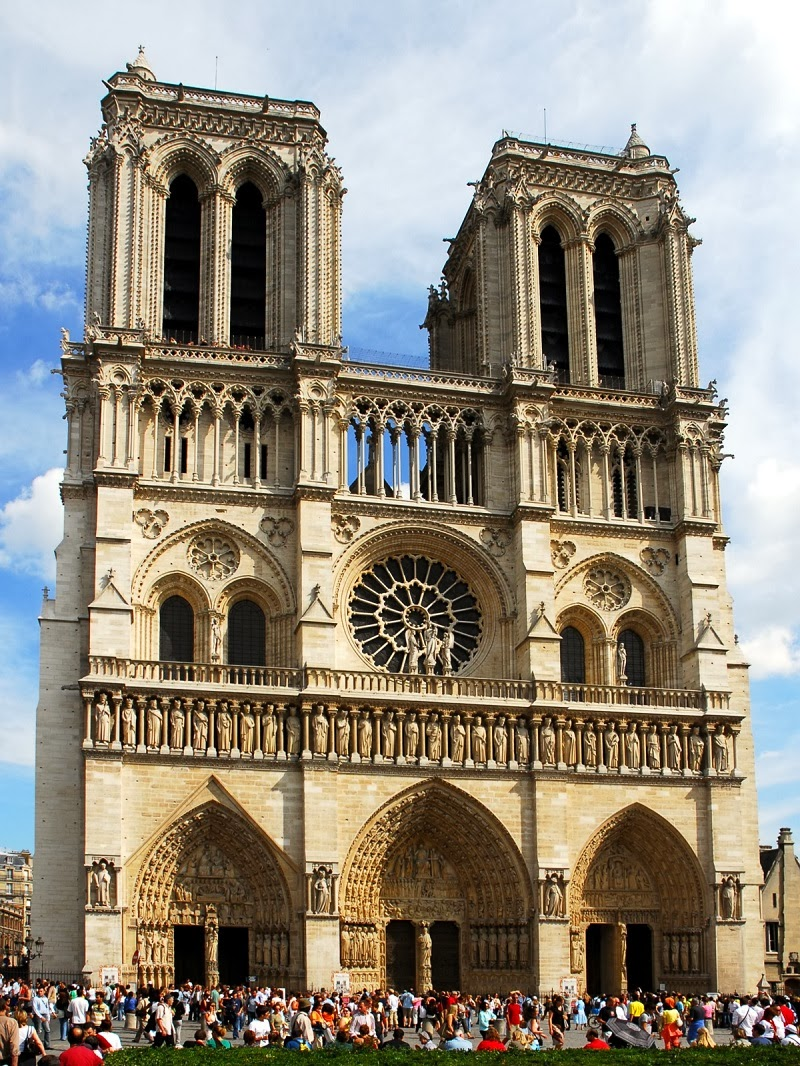 Cathedrals and Churches - Top 10 Sites in Paris