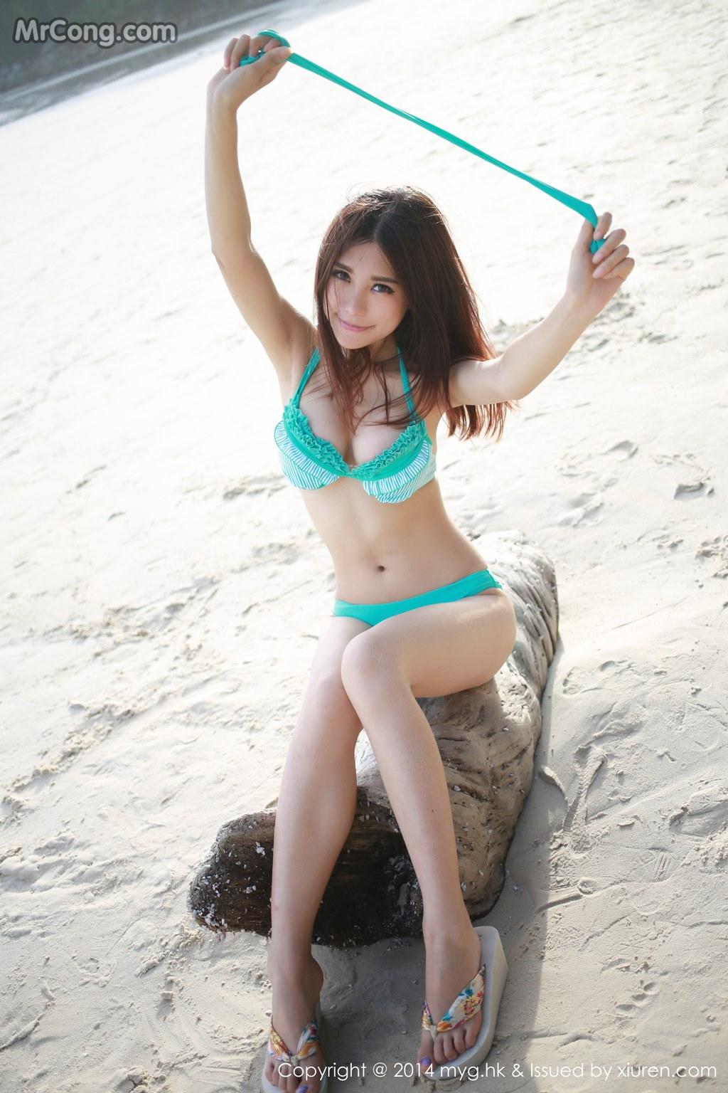 MyGirl Vol.014: Model Ula (绮里嘉) (120P)