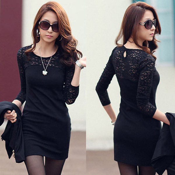 Black Dress for women