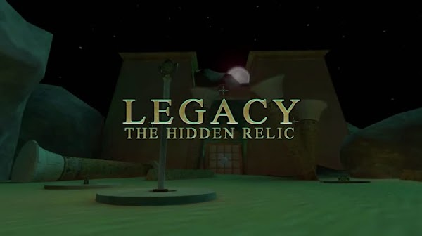 Legacy 3 - The Hidden Relic 1.3.4 [Full Paid] APK
