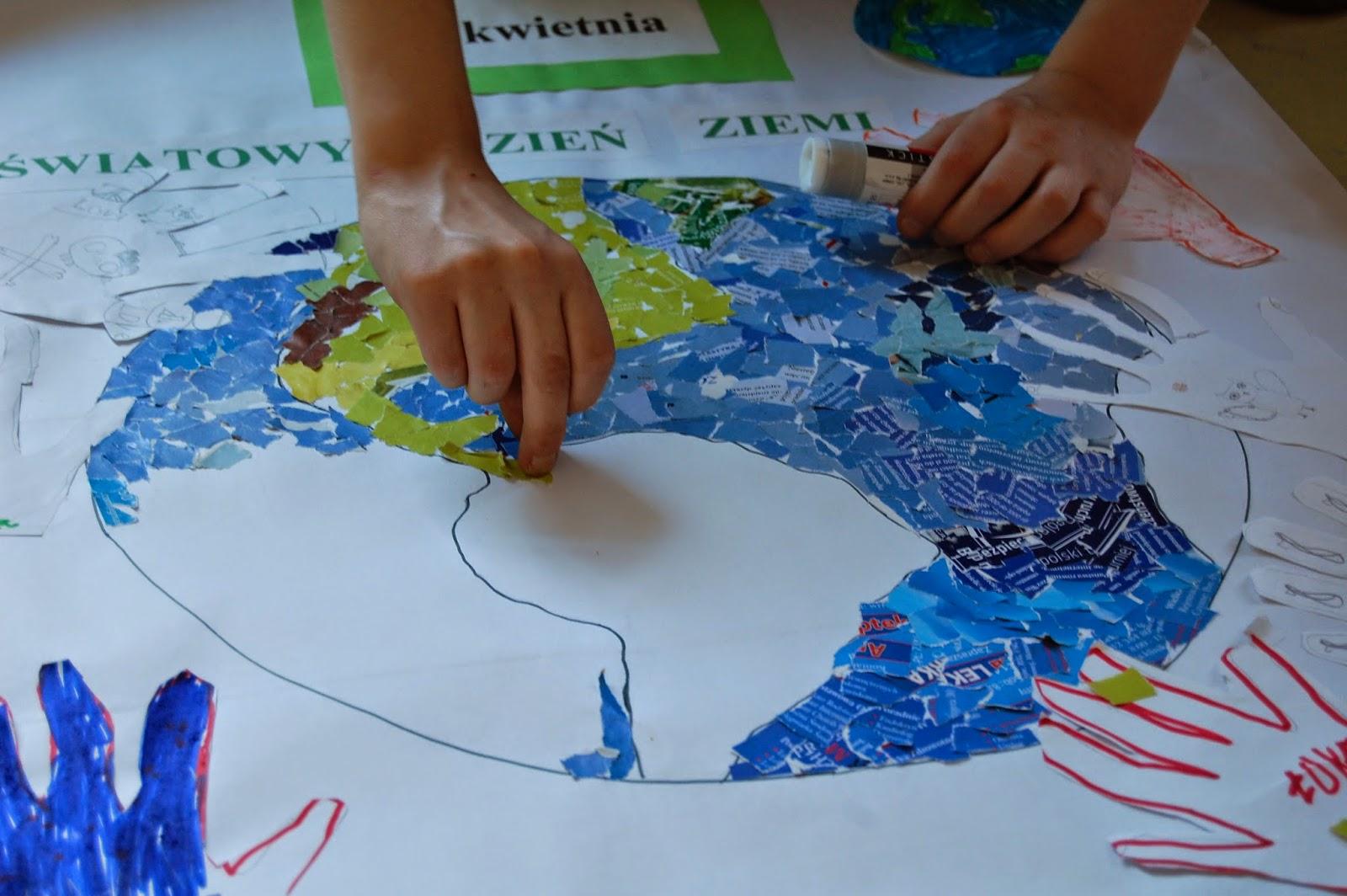 Comenius światowy Dzień Ziemi