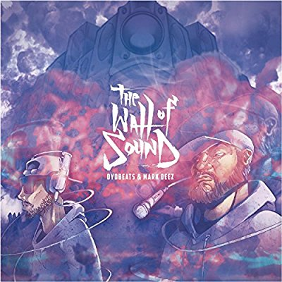 Mark Deez & Oyobeats - The Wall Of Sound -  Album Download, Itunes Cover, Official Cover, Album CD Cover Art, Tracklist