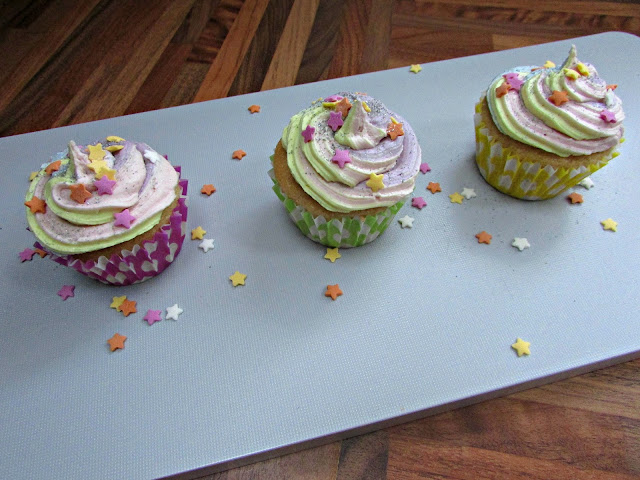 My General Life - Unicorn Cupcakes Vegan