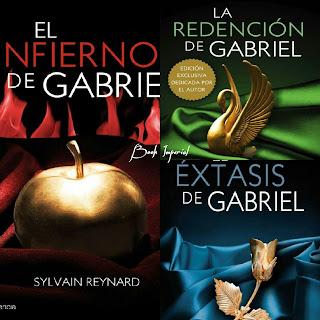 [RESEÑA] Trilogía El Infierno de Gabriel - Sylvain Reynard.