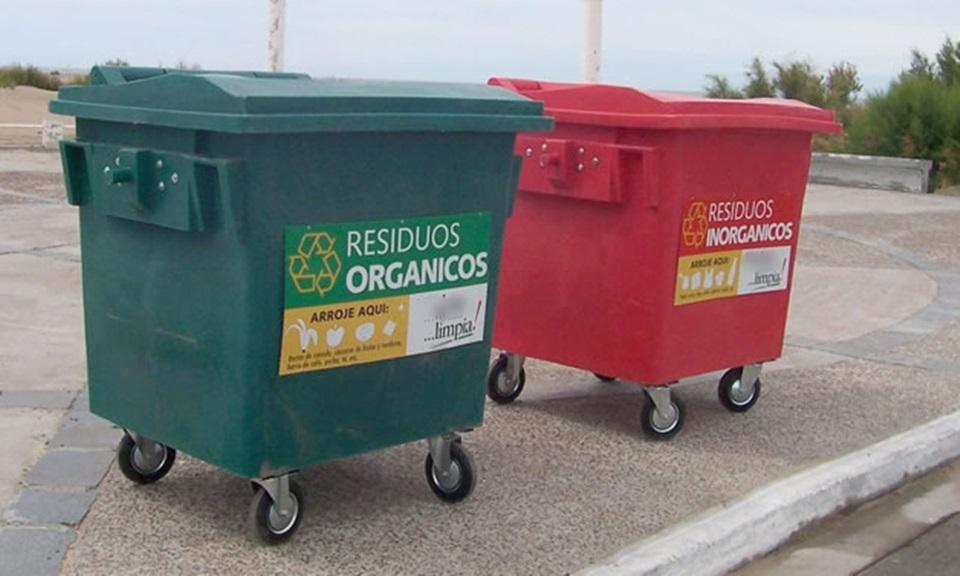 Cambios en recoleccion de residuos