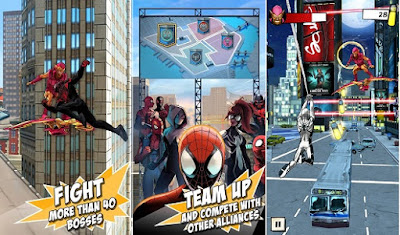 spider man unlimited game