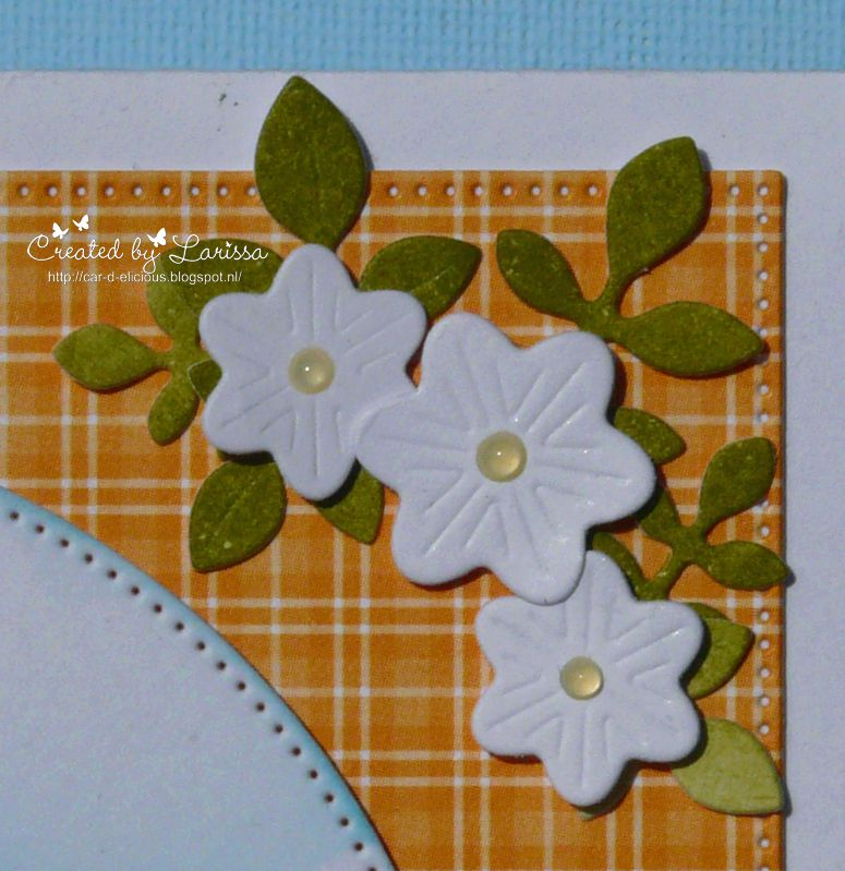 047J suitable for most die cutters LAYERED FLORAL DIE-Impression Obsession