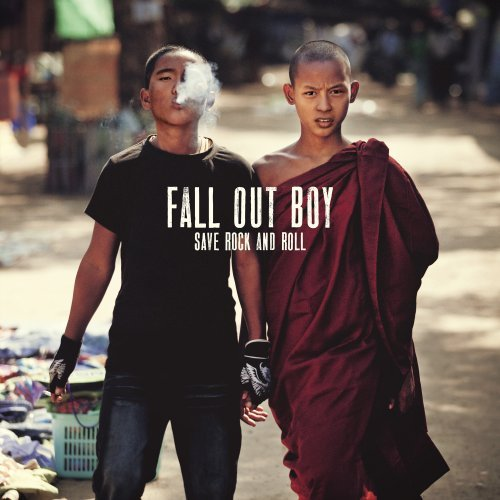 fall out boy save rock and roll free download zip