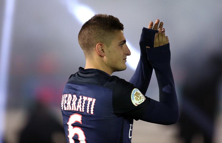 """Verratti: """"Matuidi je pravi igrač za Juve"""""""