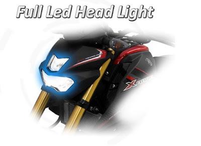 Spesifikasi dan Harga Motor Terbaru Yamaha Xabre 150