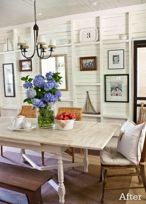 Salt Marsh Cottage: Beach House Dining Part 1: Tables