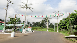 Today is Christmas in Equatorial Guinea