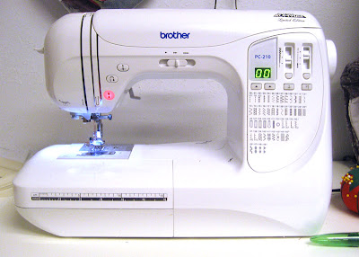 My brother sewing machine