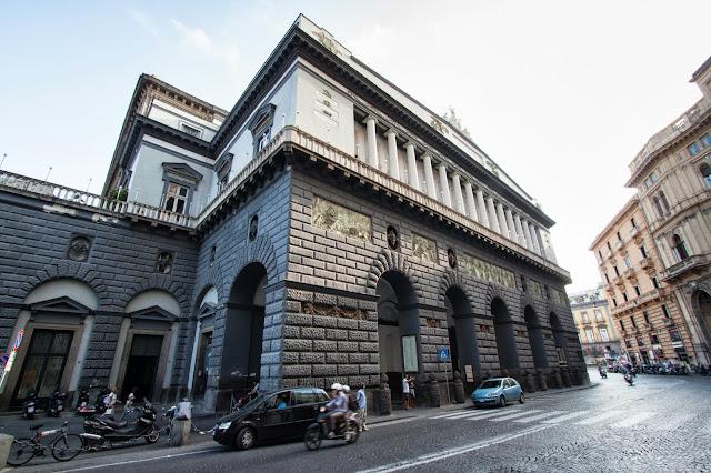 Teatro San Carlo-Napoli