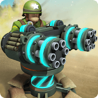 Alien Creeps TD - VER. 2.10.1 Infinite (Coins/Gems/Airstrikes/CryoStrike/FusionCell/Reinforcements) MOD APK