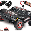Traxxas Slash 4x4 VXL w/On-Board Audio & TSM Stability Management