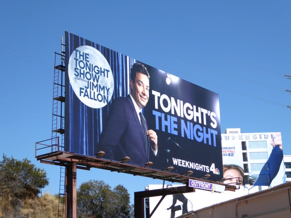 Tonight Show Jimmy Fallon 2015 billboard