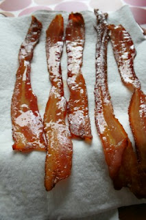 Dessert bacon