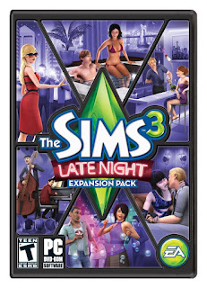 Download The Sims 3 Late Night PC Game Free Download
