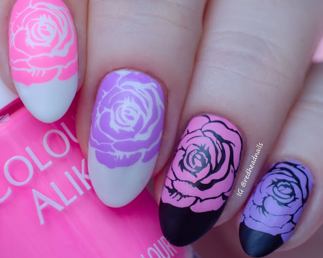 Pastel stamping polishes review and swatches