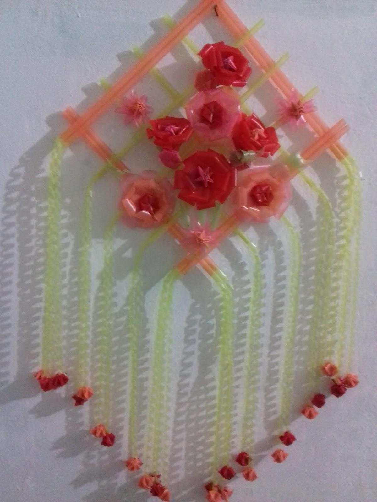 Alat Yang Digunakan Dalam Membuat Bunga Dari Sedotan Ialah Berbagai Alat