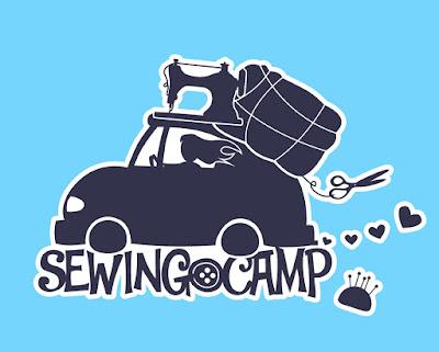 sewing camp 2016 quedada blogera nacional modistilla de pacotilla anna cal joan y mas kiwa kawaii el sarao