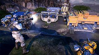 Planetside Arena PC Wallpaper
