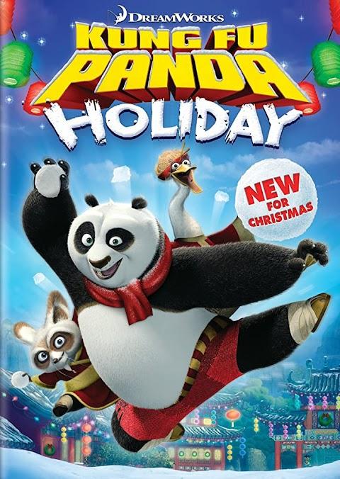Kung Fu Panda Festat  Dubluar ne shqip
