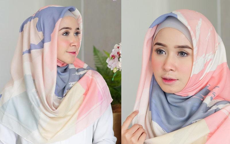 Tips Memilih Hijab Sesuai dengan Bentuk Wajah